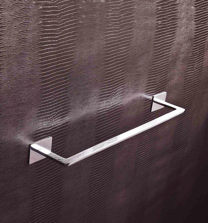 Accessori bagno porta salviette flat da capannoli - Porta asciugamani da parete ...