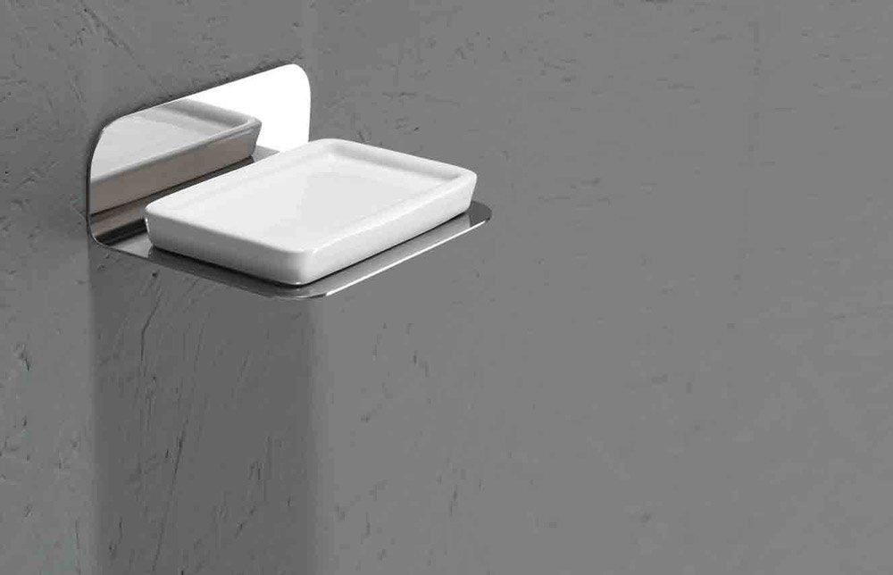 Accessori bagno porta sapone cut da capannoli - Capannoli accessori bagno ...