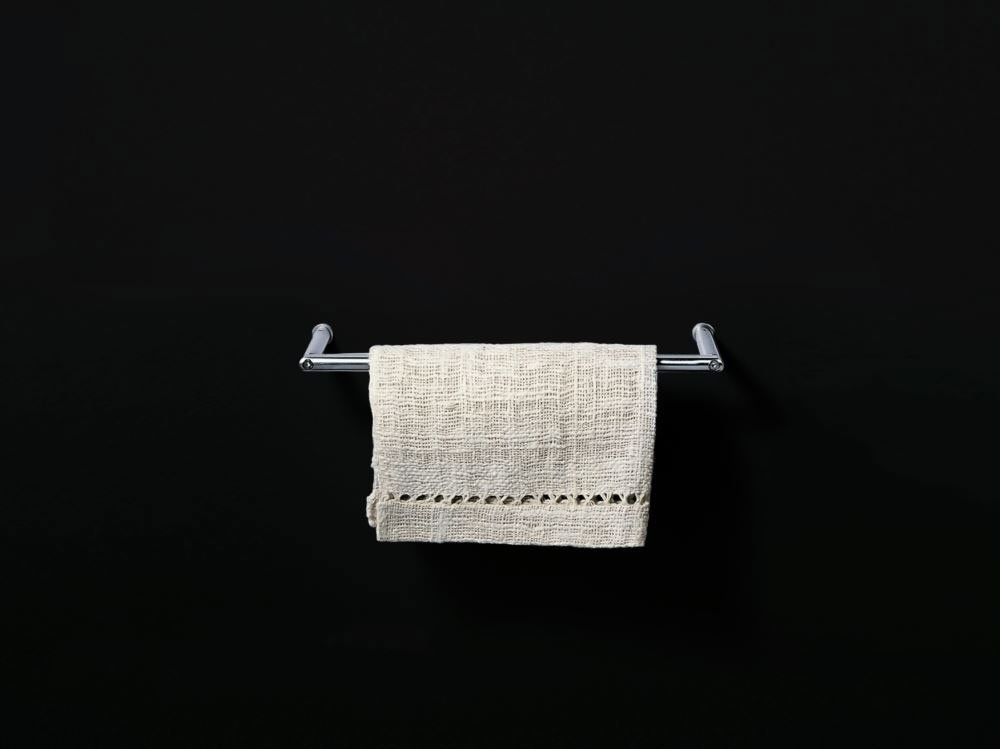 Accessori bagno piantana minimal da boffi bathrooms - Piantana portasalviette bagno ...