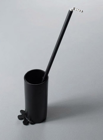 Toilet brush holder Flutto
