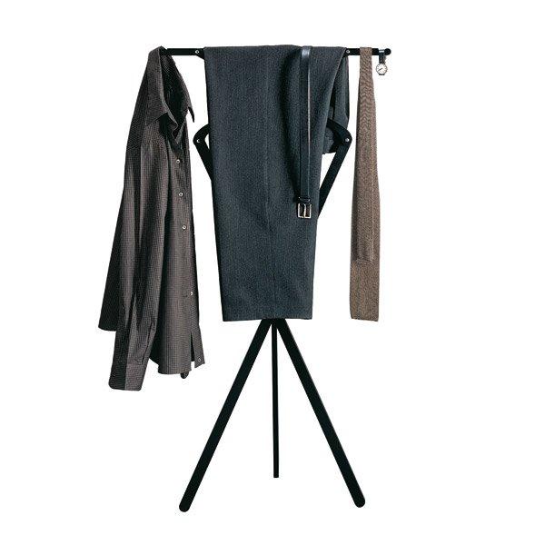 Kleiderst Nder Wandmontage stummer diener design kleiderst nder stummer diener holz herrendiener stummer diener by phos
