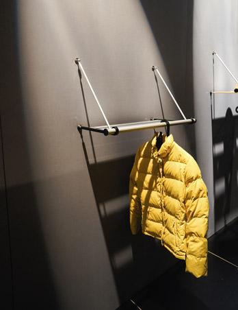 Wandgarderobe Garderobe 110