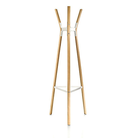 Clothes Stand Steelwood