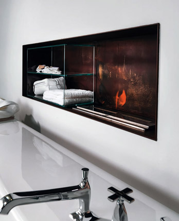 Bio Fireplace Didentro