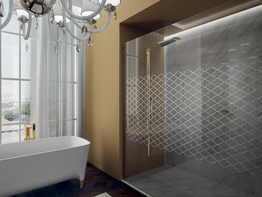 Shower Cubicles Shower Enclosure Endless By Teuco