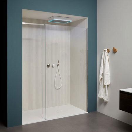 Shower cubicle  Combi