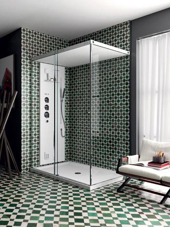 Shower enclosure Light
