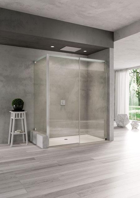 Shower Cubicle Libero 5000 Acqua
