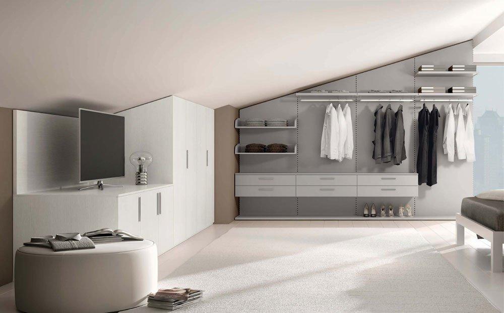 Cabine armadio: Cabina armadio 45 da Ferrimobili