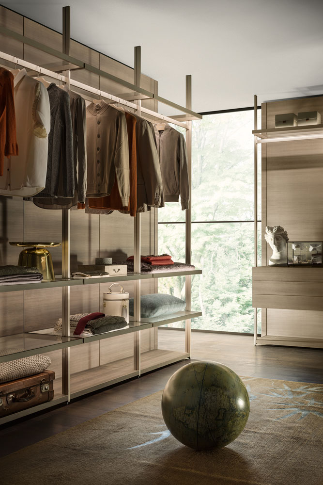 walk in closets walk in closet hangar b by lema. Black Bedroom Furniture Sets. Home Design Ideas