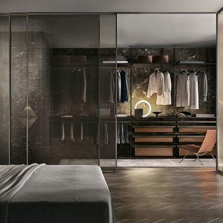 Walk-in closet Zenit