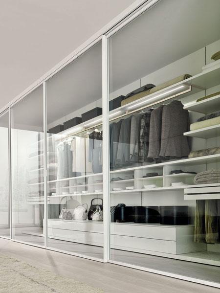 Walk-in closet  Picà Z023