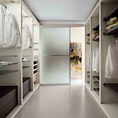 Rivenditori cabine armadio pianca nella provincia di for Minieri arredamenti