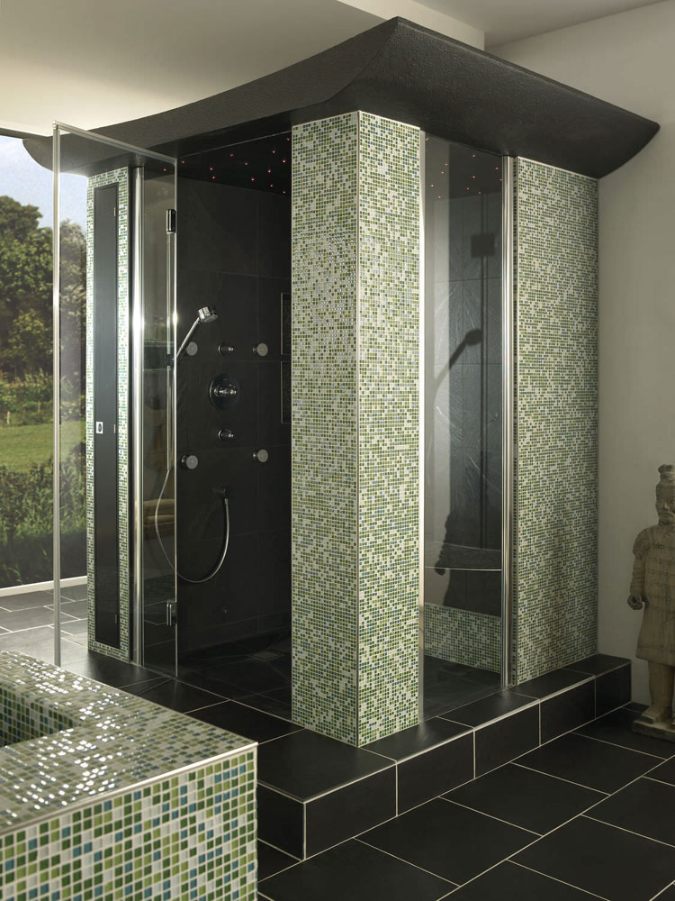 Cabinas De Ducha En Neuquen:Cabine doccia: Cabina doccia Sanoasa Esotica da Wedi