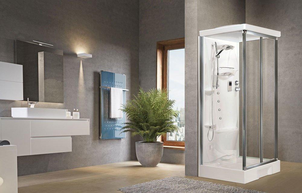 Cabine doccia cabina doccia new holiday s2f100 da novellini - Cabine doccia multifunzione novellini ...
