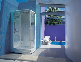 Cabine de douche Flexa Thema 120