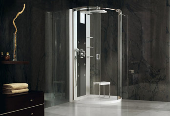 Cabina doccia Light Corner Shower Art
