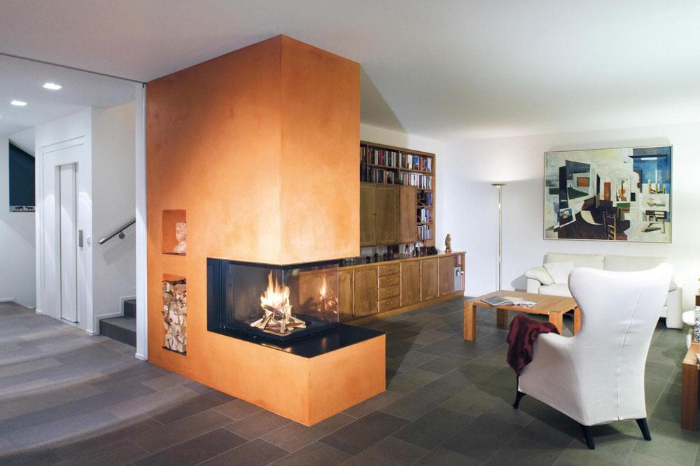 Venturato Giancarlo - Design per il fuoco a Padova