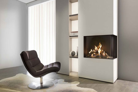 Caminetto Fairo Eco-Prestige 65 Corner