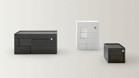 Cassettiera Logos