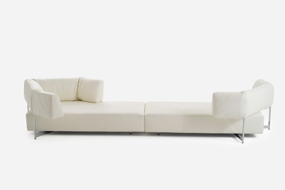 Chaise longue chaise longue hf by edra for Chaise longue canada