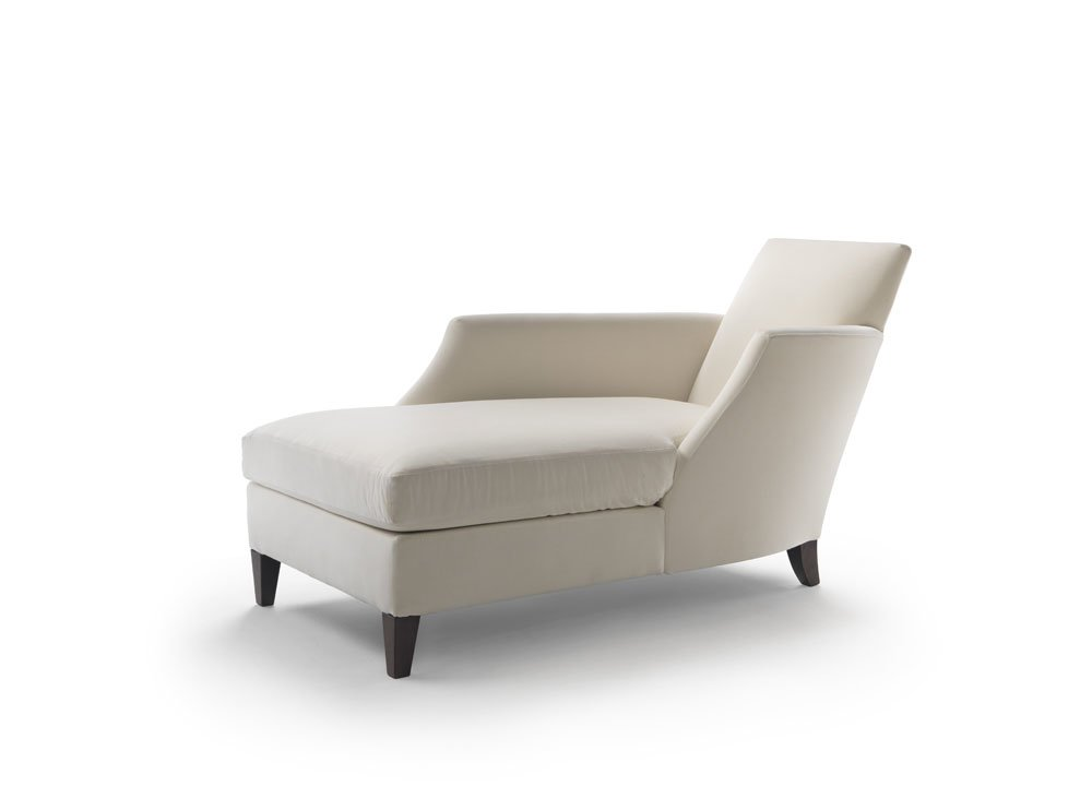 Chaise longue chaise longue relax by flexform mood for Chaise longue relax jardin