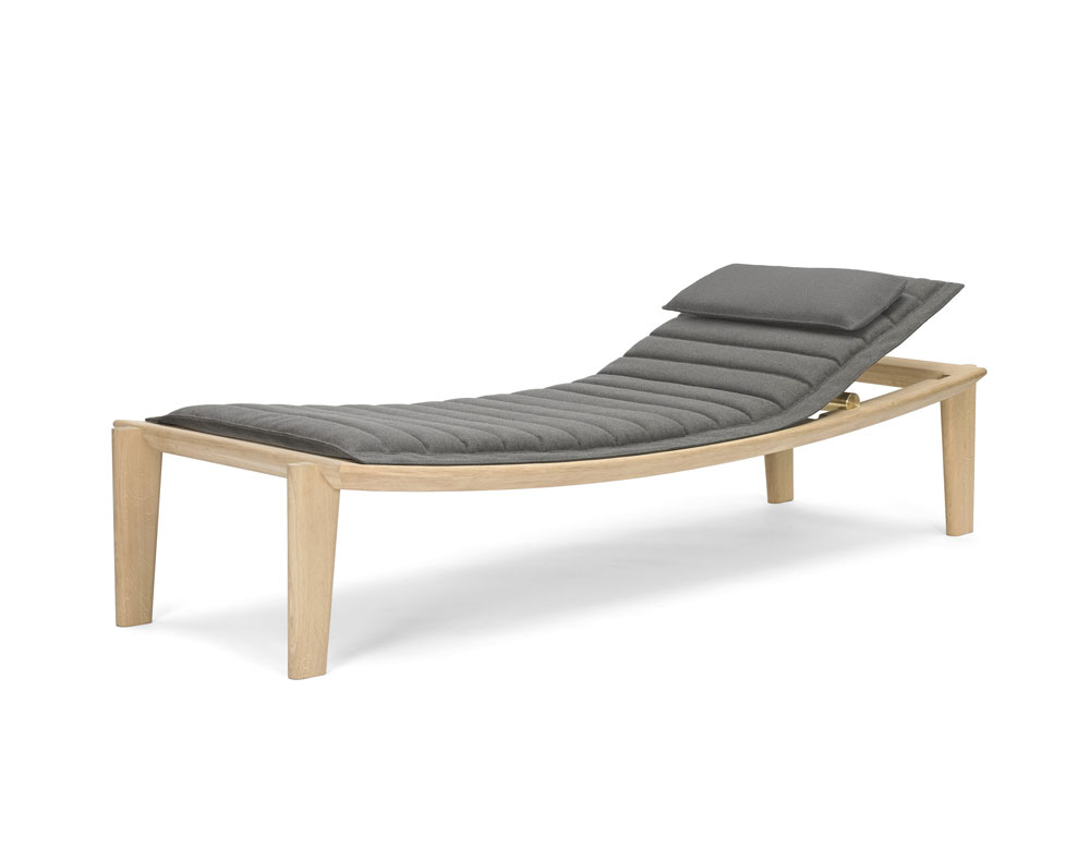 Classicon chaise longue liege ulisse designbest for Chaise longue halle