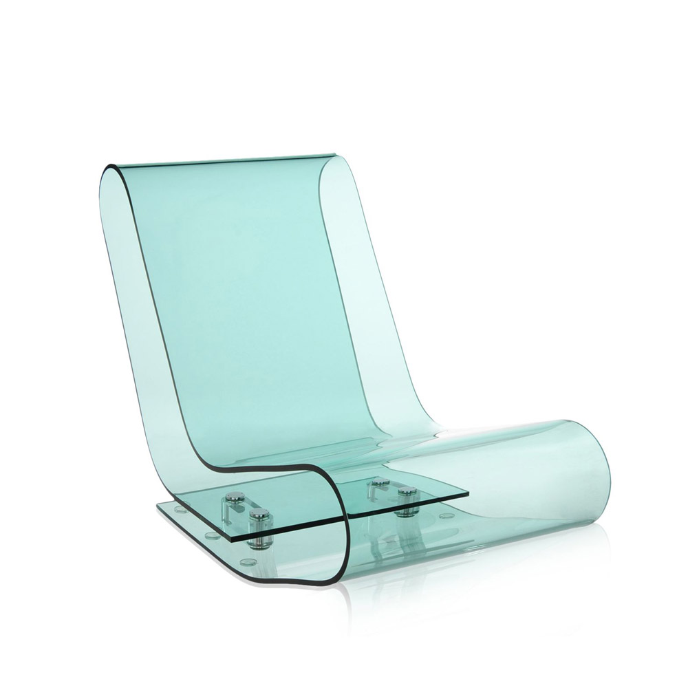 Chaise longue chaise longue lcp by kartell for Chaise longue 5 plazas