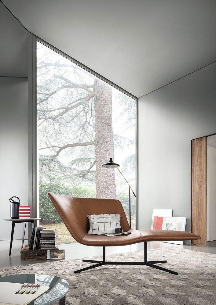 Chaise longue chaise longue eydo by lema for Chaise longue d interieur design