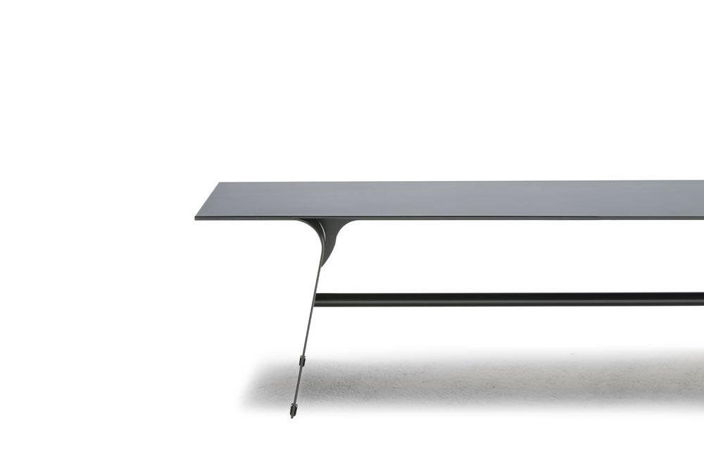 Chaise longue bench inari by living divani for Chaise longue canada