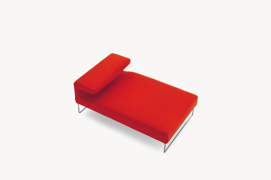 Chaise longue chaise longue lowseat by moroso for Chaise longue canada