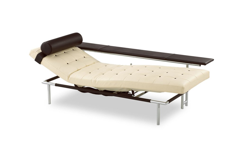 Ipdesign chaise longue sofaliege campus de luxe designbest for Chaise longue halle