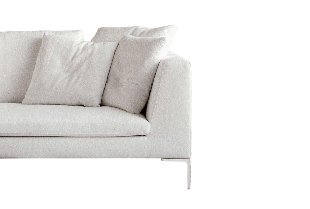 Chaise longue chaise longue charles by b b italia for Chaise longue classic design italia