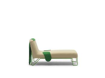 Chaise longue Lacher Prise