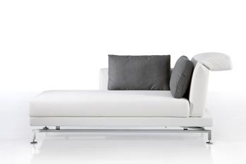 Chaise longue Moule