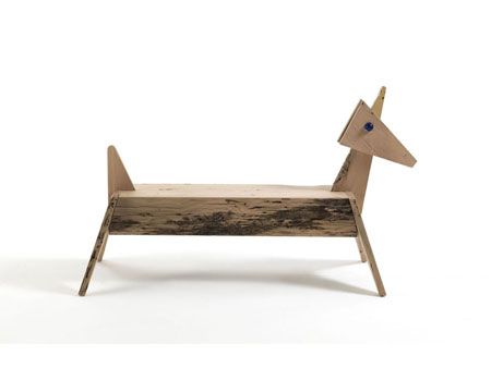 bench Unicorno