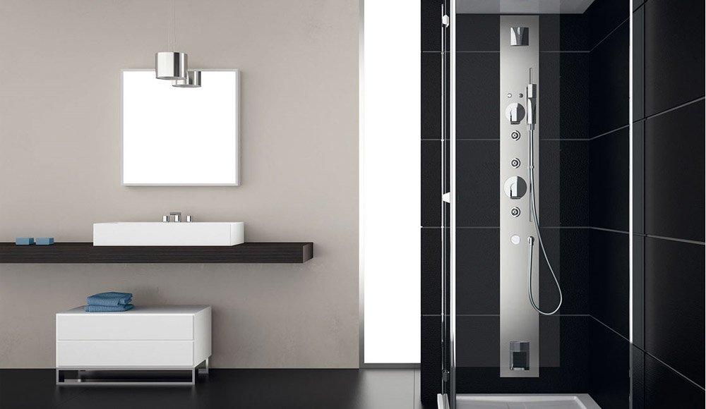 Colonna doccia: Colonna doccia P548 da Teuco