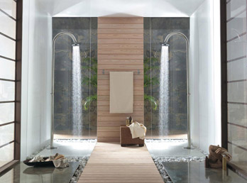 Colonna doccia Dinamic Floor