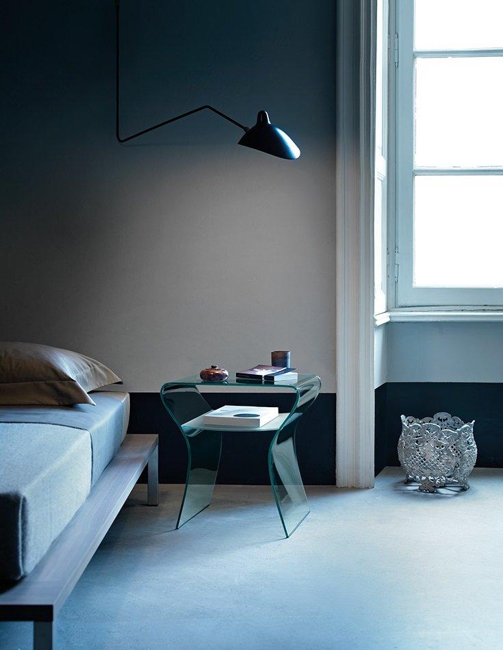Comodini in vetro camera da letto lampade sospese camera - Comodini in vetro camera da letto ...