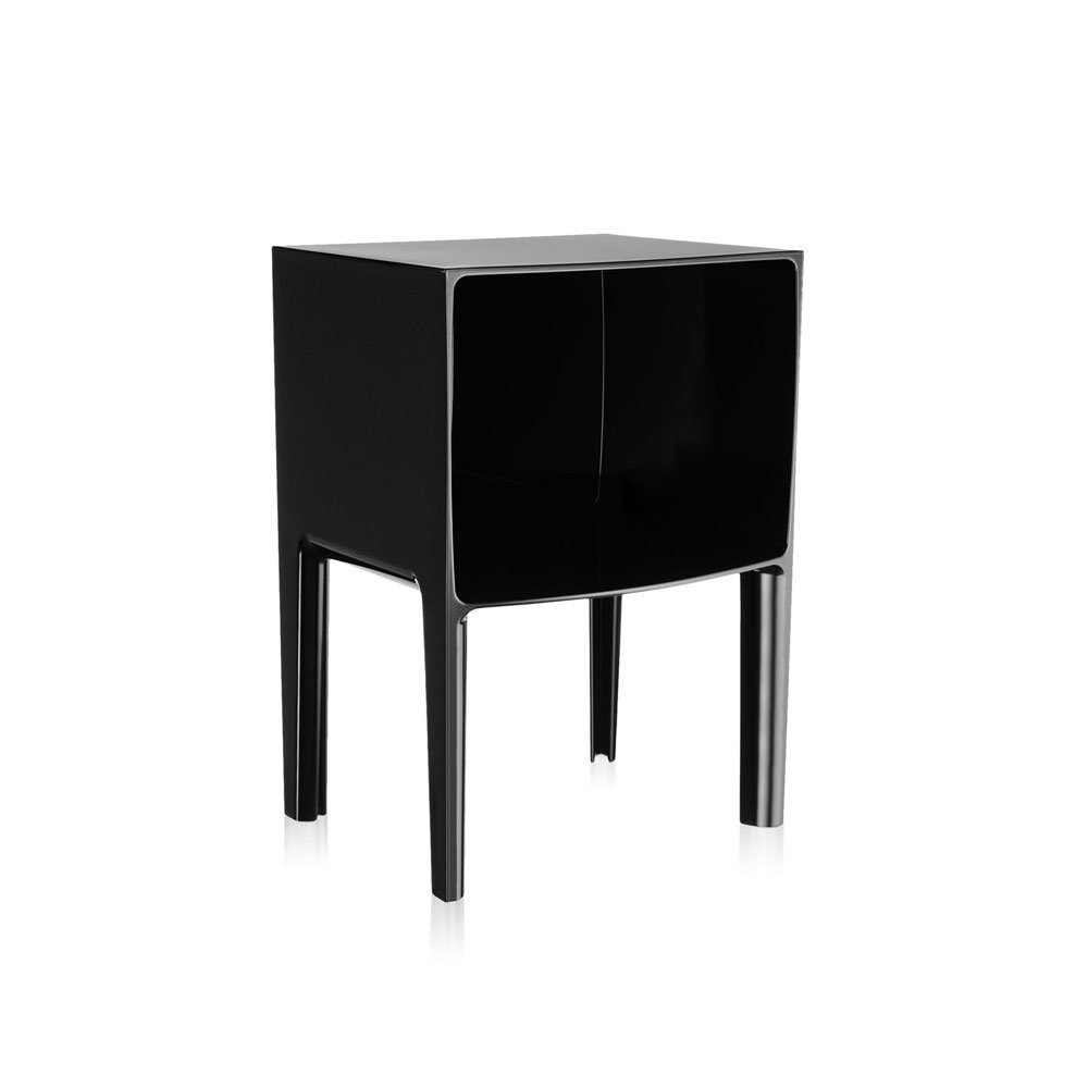 table nuit kartell. Black Bedroom Furniture Sets. Home Design Ideas
