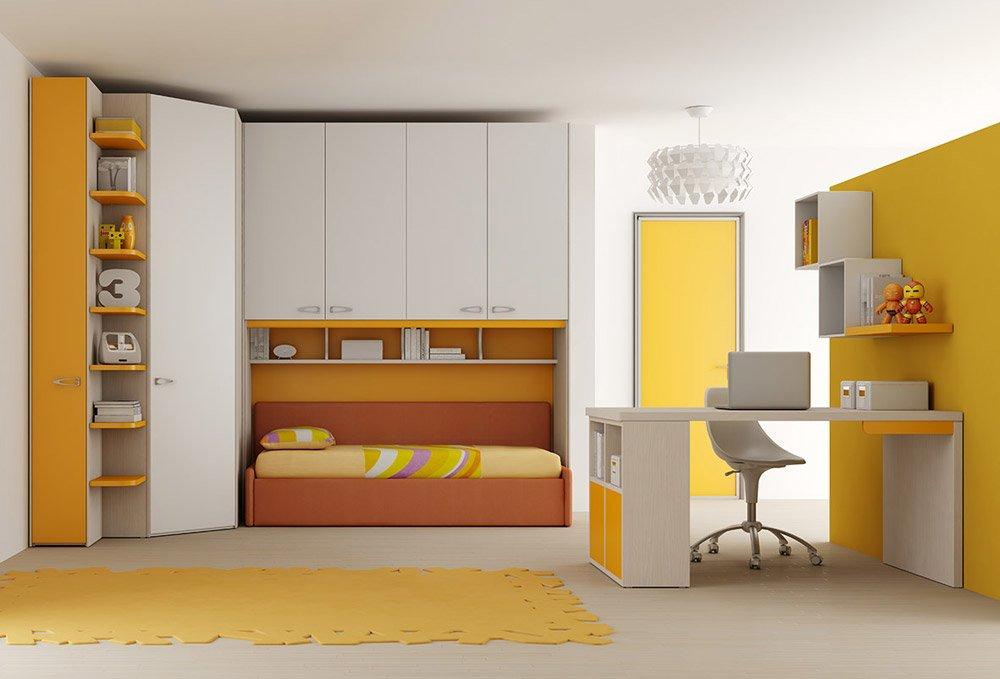 Camerette composizione lh17 start solution da moretti compact - Ikea bari camerette ...