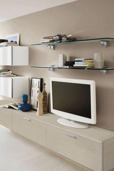 Composizioni soggiorno composizione golf lo23 da colombini for Composizioni soggiorno design