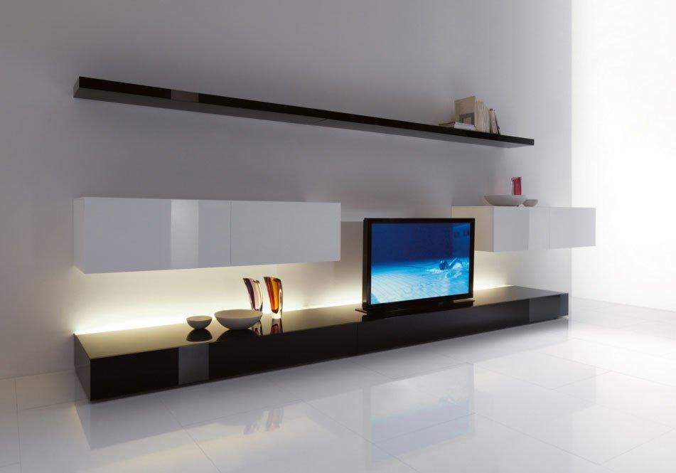 acerbis international regalsysteme wohnwand n c landscape. Black Bedroom Furniture Sets. Home Design Ideas
