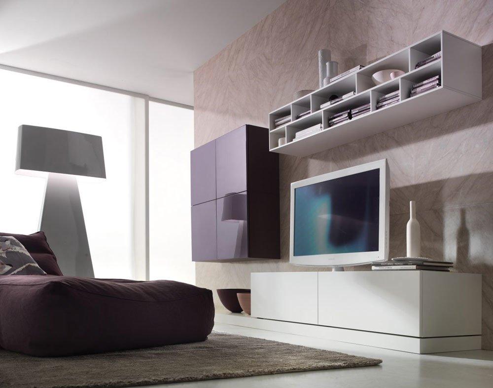 Composizioni soggiorno composizione laltrogiorno 845 da for Composizioni soggiorno design