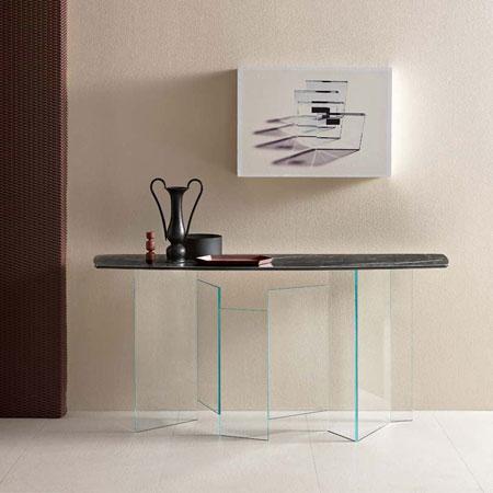 Consolle table Metropolis