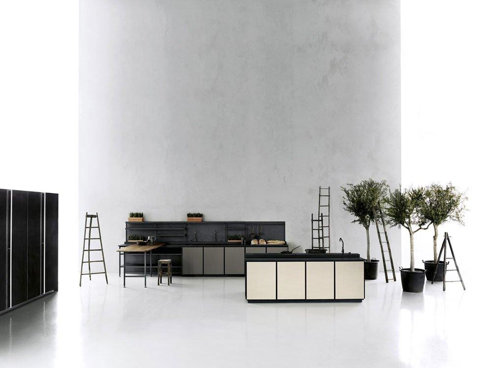 freestanding kitchens kitchen salinas a by boffi kitchens. Black Bedroom Furniture Sets. Home Design Ideas