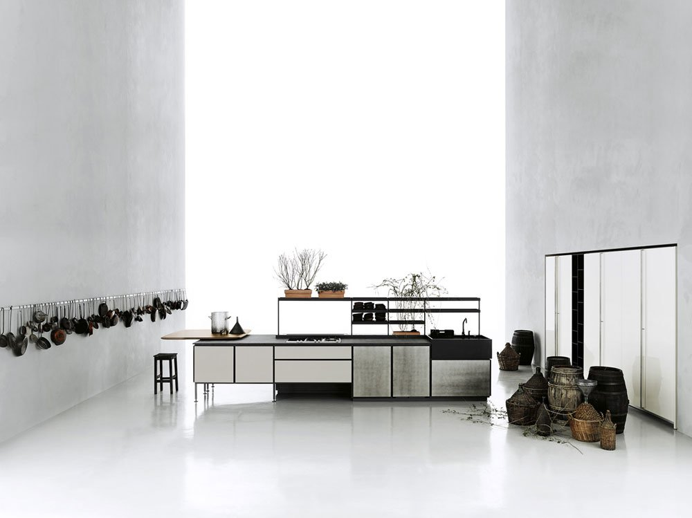 boffi kitchens freistehende k chen k che salinas c designbest. Black Bedroom Furniture Sets. Home Design Ideas