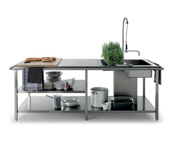 Mobili Da Cucina Freestanding ~ Idee Creative e Innovative Sulla ...