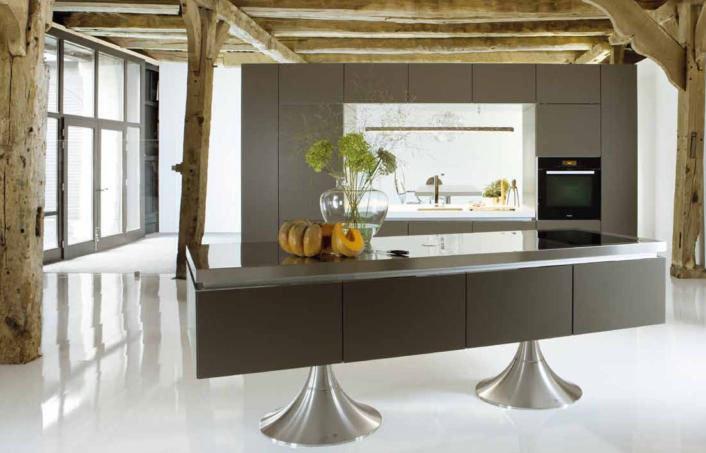 warendorf freistehende k chen k che duality minimal designbest. Black Bedroom Furniture Sets. Home Design Ideas