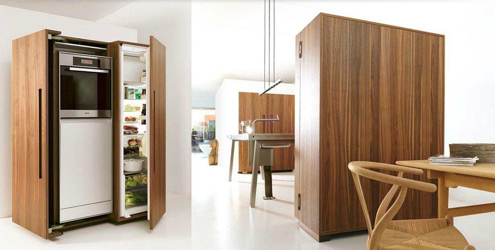cucine free standing cucina bulthaup b2 b da bulthaup. Black Bedroom Furniture Sets. Home Design Ideas